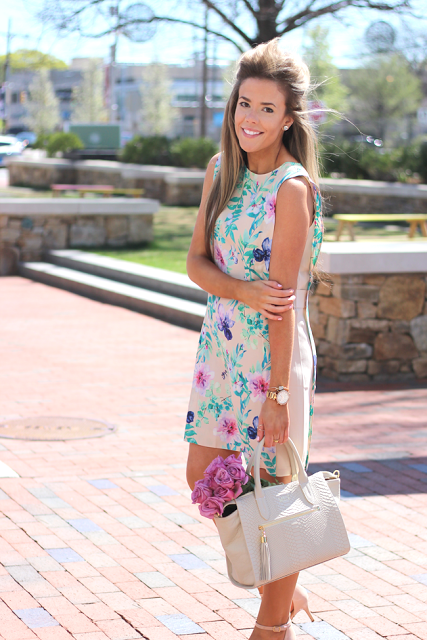 a mix of min mindy thompson boston based fashion blogger