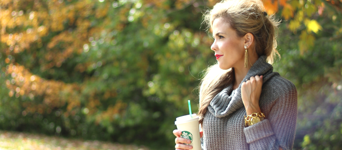 New England Autumn with Ugg