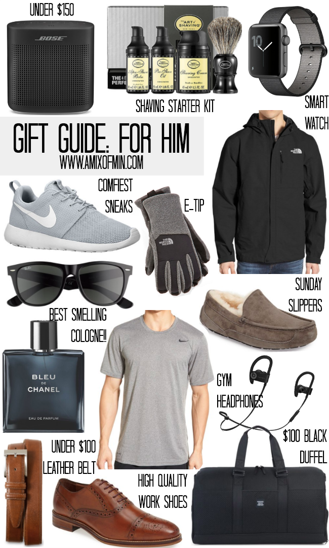 Ultimate holiday christmas gift guide for him for What should you get a guy for his birthday