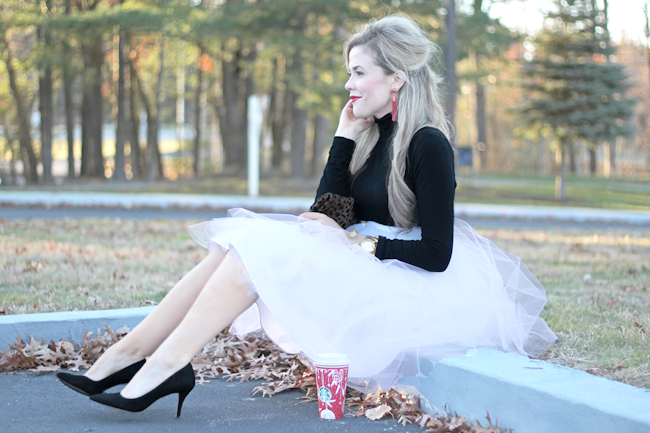 Bliss Tulle Holiday Look The Emma