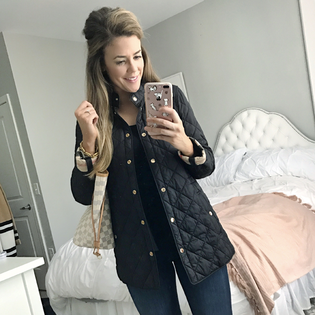 nordstrom anniversary sale 2017 review burberry jacket