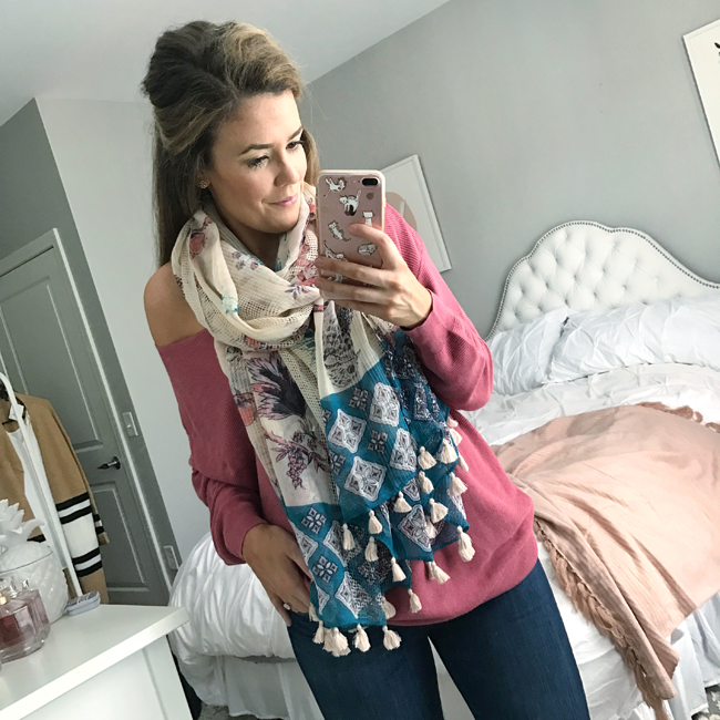 nordstrom nsale sweater review haul