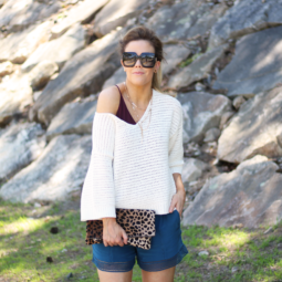 Summer Slouchy Sweater